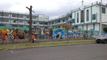 More street art.
