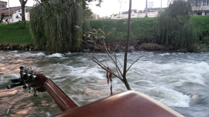 Singing to the River