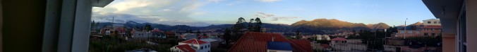 Panorama from my flat...