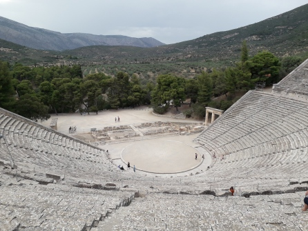 Ancient Amphitheatre.