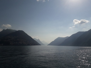 Lugano (mid-busride from Milan to Munich).